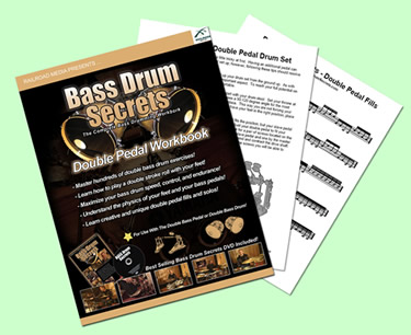 I ♥ Drums: Rocky Neil - Double Bass Drum Cookbook